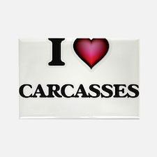 I love Carcasses Magnets