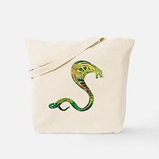 Unique Snake bite Tote Bag