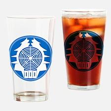 Cool Anime nerd Drinking Glass