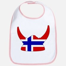 Norwegian Viking Helmet Bib