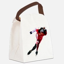 Funny Skater Canvas Lunch Bag