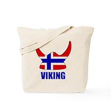 """Norwegian Viking """"Viking"""" Tote Bag"""
