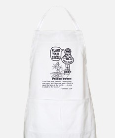 PLANT YOUR SEEDS BBQ Apron