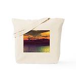 Salohcin Sunset Tote Bag