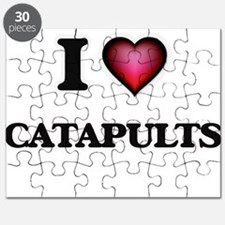 I love Catapults Puzzle