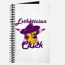 Esthetician Chick #9 Journal