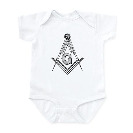 Masonic Symbol Infant Bodysuit