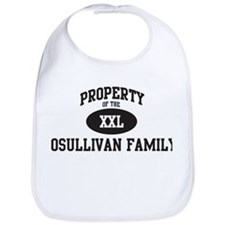 Property of Osullivan Family Bib