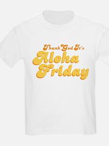 Funny Aloha friday T-Shirt