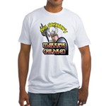 warrior children Fitted T-Shirt