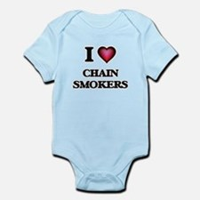 I love Chain Smokers Body Suit