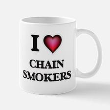 I love Chain Smokers Mugs