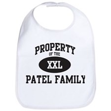 Property of Patel Family Bib