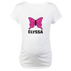 Elyssa - Butterfly Shirt
