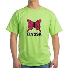 Elyssa - Butterfly T-Shirt