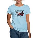 Ride Him Like My Sled Women's Light T-Shirt