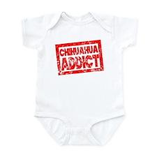 Chihuahua ADDICT Infant Bodysuit