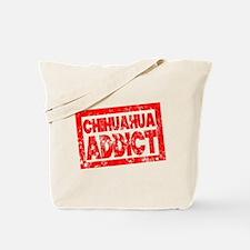 Chihuahua ADDICT Tote Bag