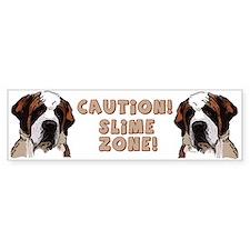 Saint Bernard Bumper Bumper Sticker