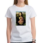 Mona / Norfolk Terrier Women's T-Shirt