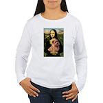 Mona / Norfolk Terrier Women's Long Sleeve T-Shirt