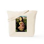 Mona / Norfolk Terrier Tote Bag