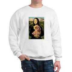 Mona / Norfolk Terrier Sweatshirt