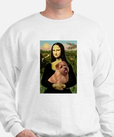 Mona / Norfolk Terrier Sweatshirt