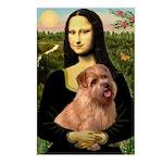 Mona / Norfolk Terrier Postcards (Package of 8)