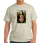 Mona / Norfolk Terrier Light T-Shirt