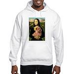 Mona / Norfolk Terrier Hooded Sweatshirt