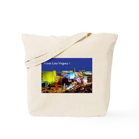 Las Vegas Aerial Photo Tote Bag