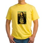 Mona / Nor Elkhound Yellow T-Shirt