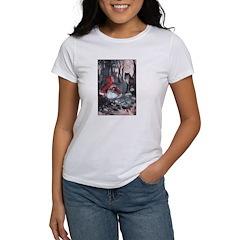 Little Red Riding Hood Women's T-Shirt