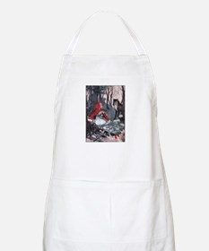 Little Red Riding Hood BBQ Apron