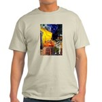 Cafe / Nor Elkhound Light T-Shirt