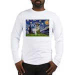 Starry / Nor Elkhound Long Sleeve T-Shirt
