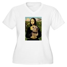 Mona / Norwich Terrier T-Shirt