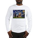Starry /Norwich Terrier Long Sleeve T-Shirt