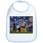 Starry /Norwich Terrier Bib