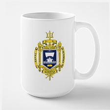 Mug USNA Crest Mugs