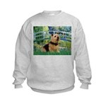 Bridge / Norwich Terrier Kids Sweatshirt