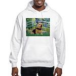 Bridge / Norwich Terrier Hooded Sweatshirt