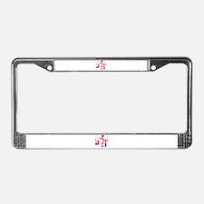 JFK assassination License Plate Frame