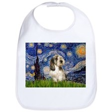 Starry Night / PBGV Bib