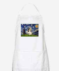 Starry Night / PBGV Apron