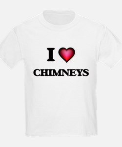 I love Chimneys T-Shirt