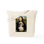 Mona Lisa / PBGV Tote Bag