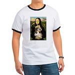 Mona Lisa / PBGV Ringer T