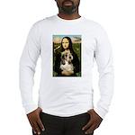 Mona Lisa / PBGV Long Sleeve T-Shirt